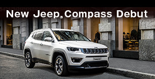 New Jeep Compass Debut