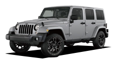 WRANGLER UNLIMITED ALTITUDE